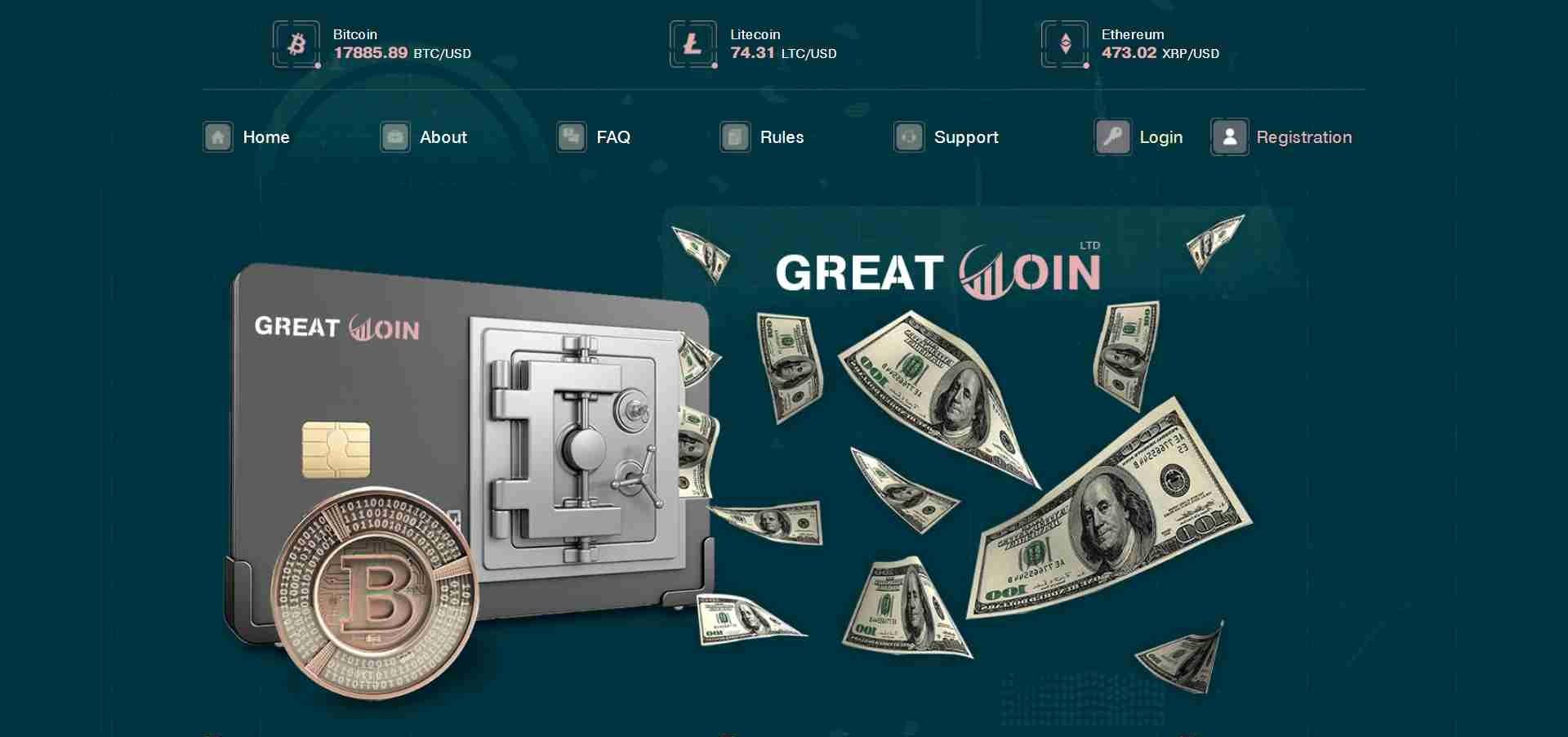 Great Coin Ltd