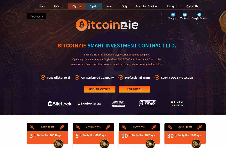 Bitcoinzie