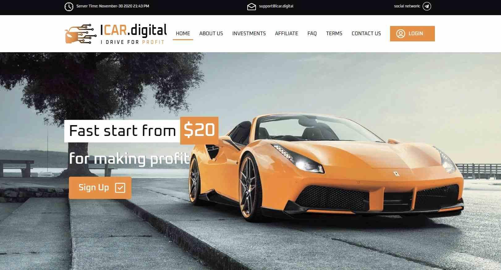 Icar-digital
