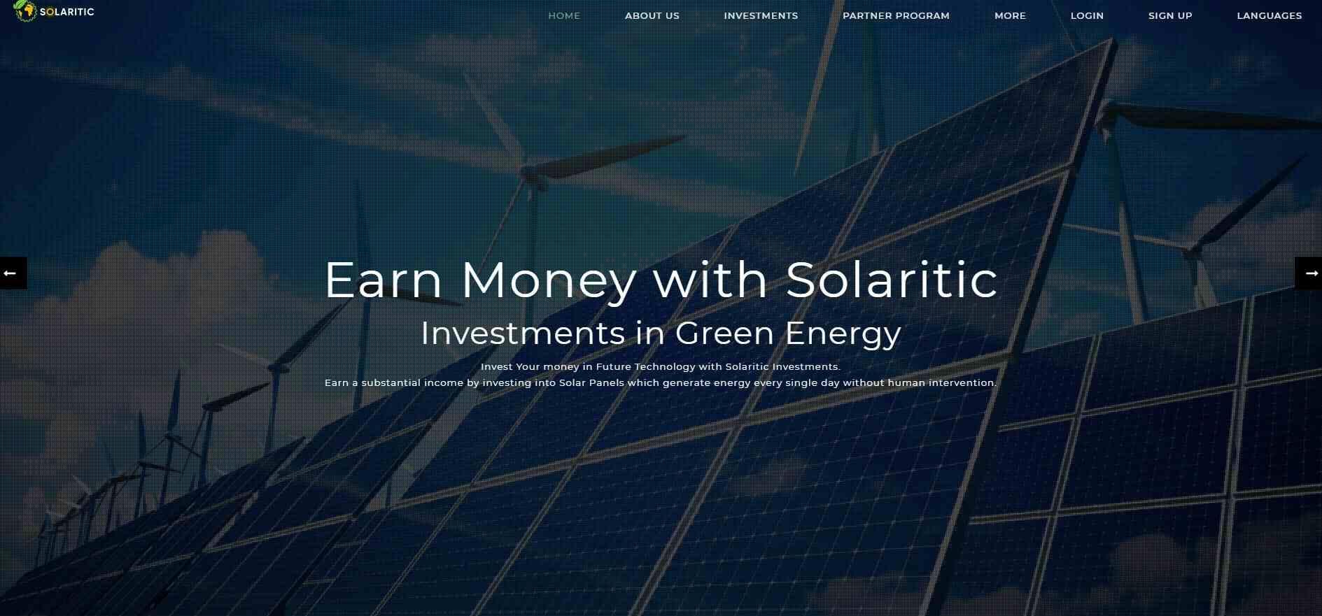 Solaritic