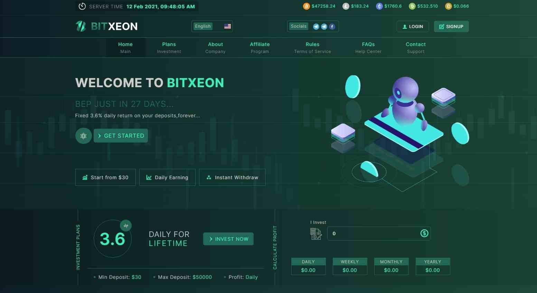Bitxeon Io