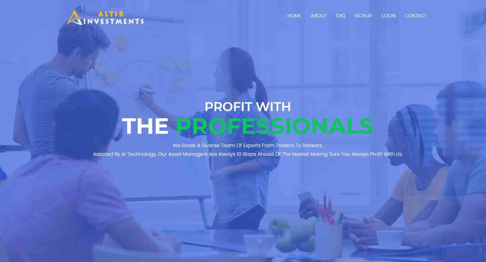 Altir Investment Group