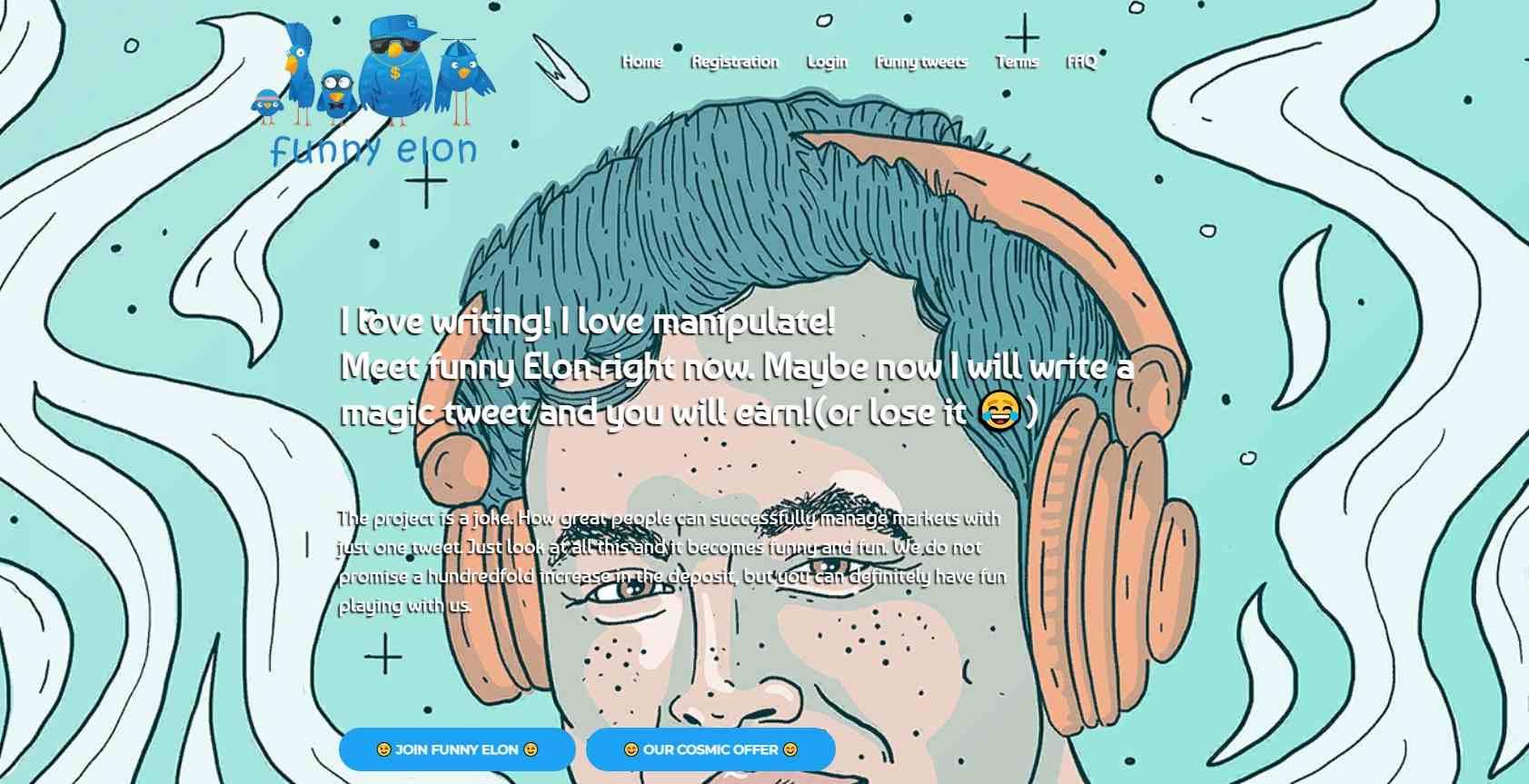Funny-elon
