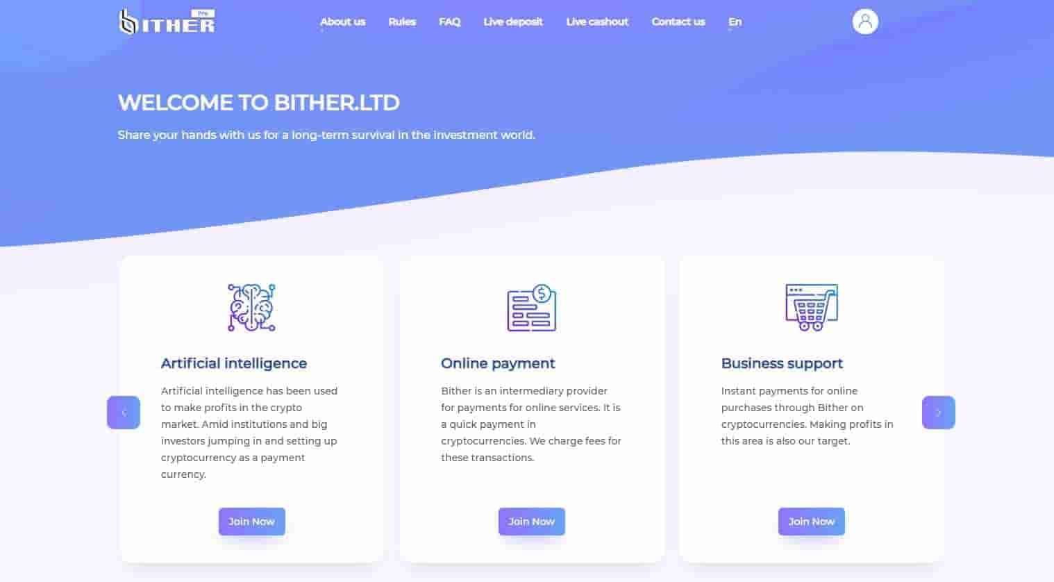 Bither Ltd