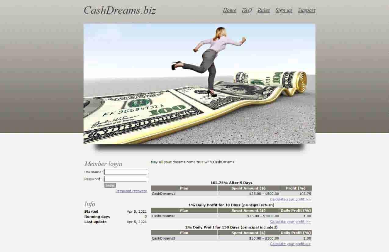 Cashdreams