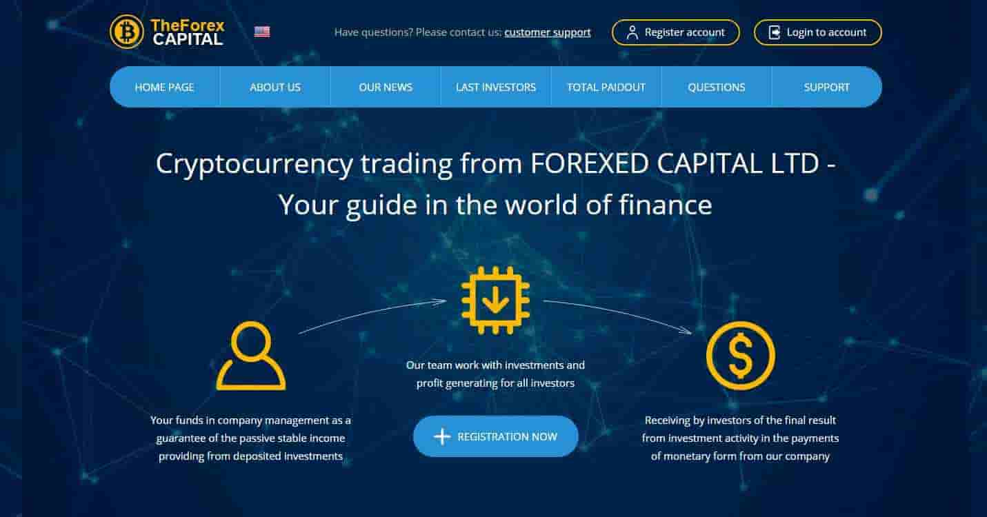 Forexed Capital