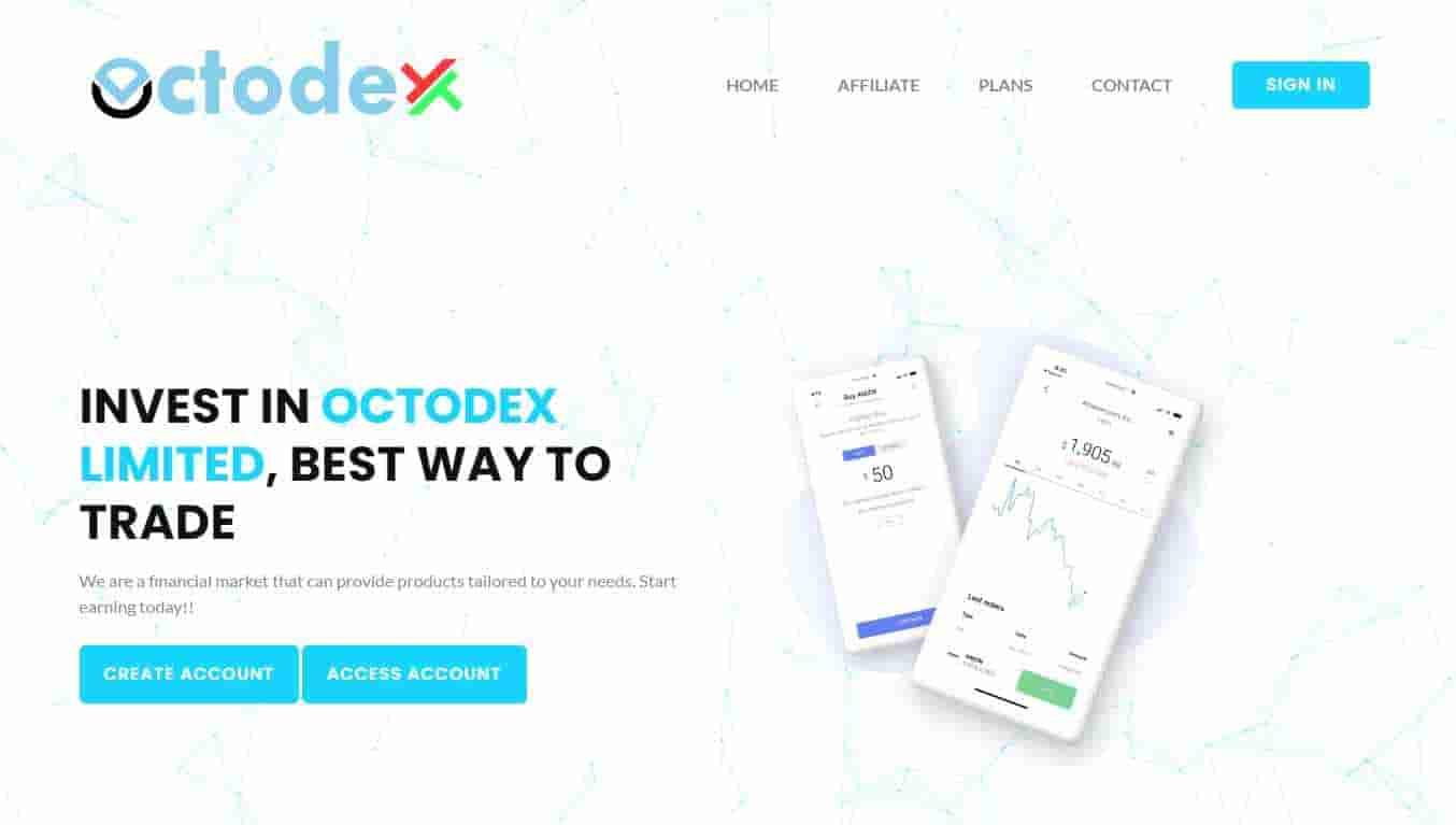 Octodex Limited
