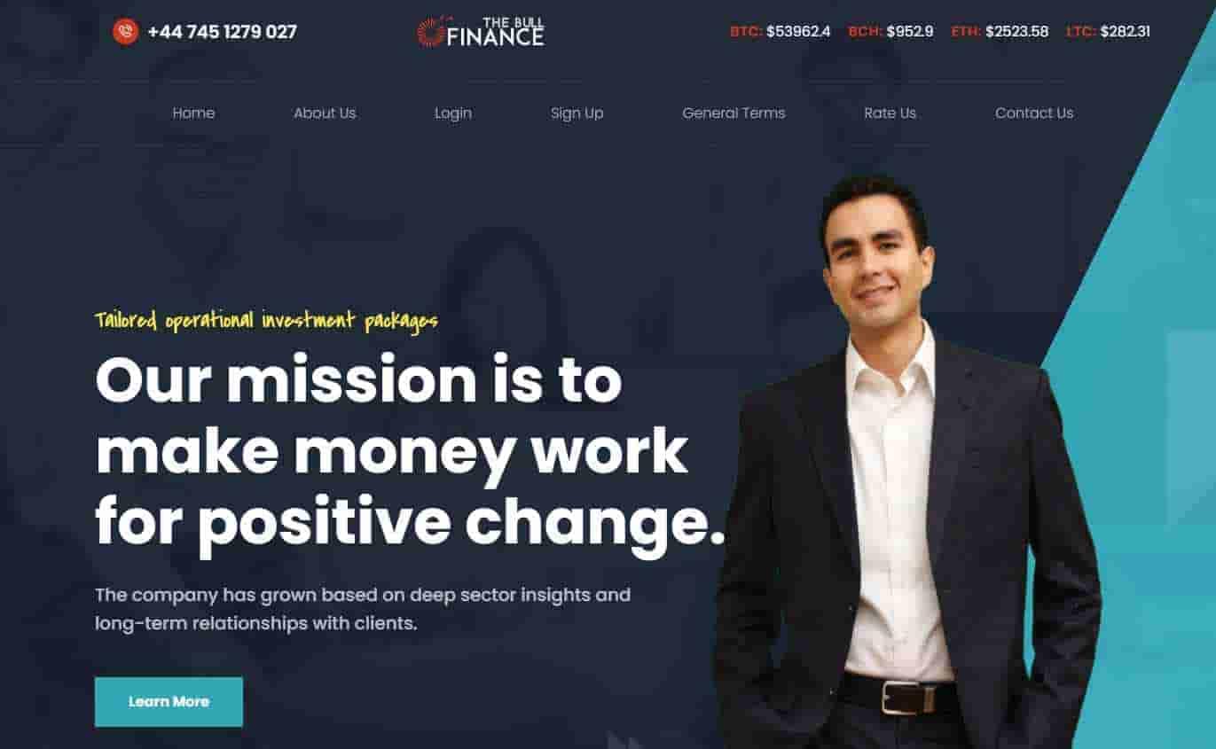 The Bull Finance