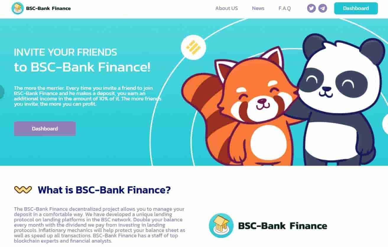 BSC-Bank Finance