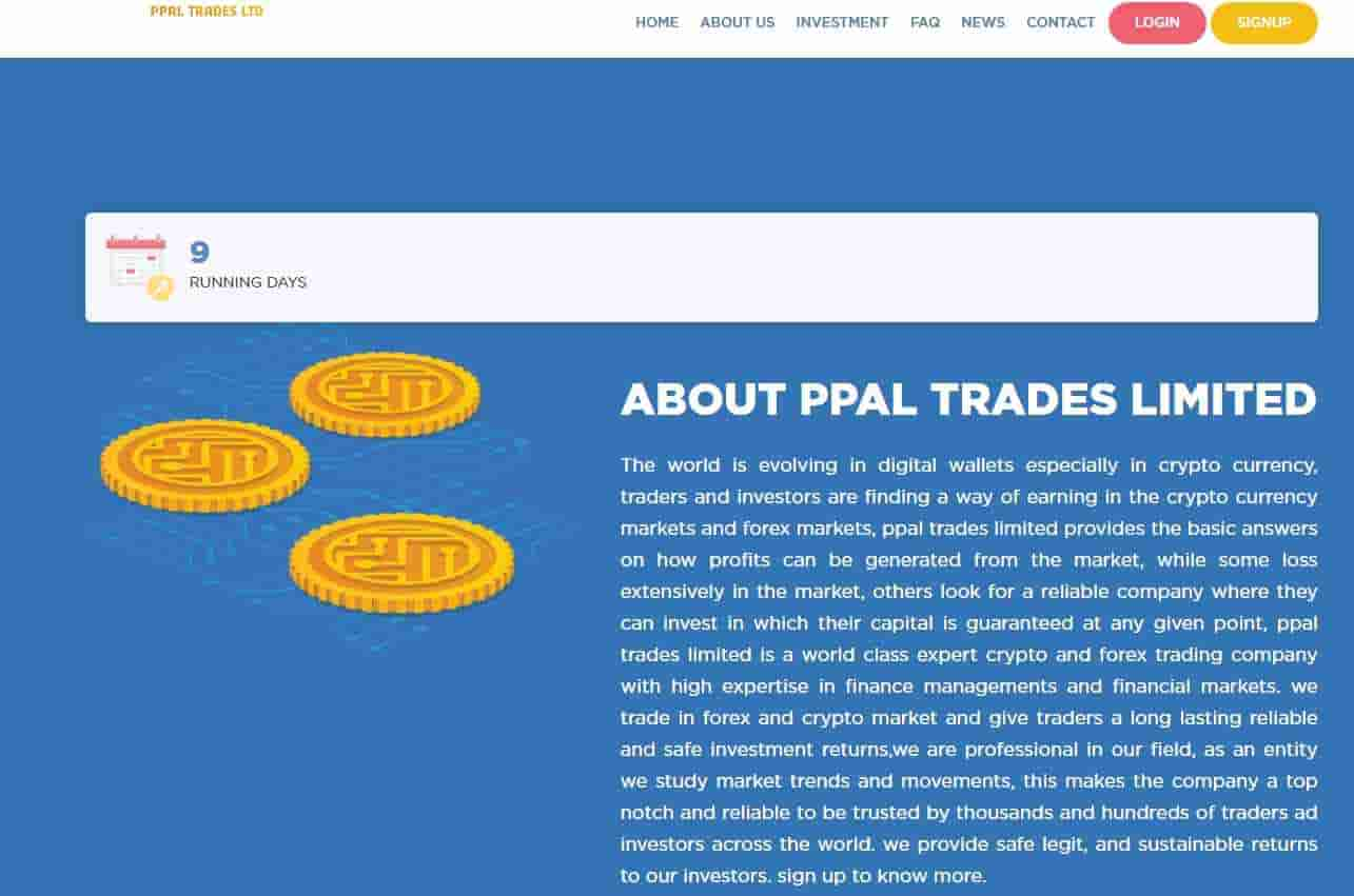 PPAL Trades Review