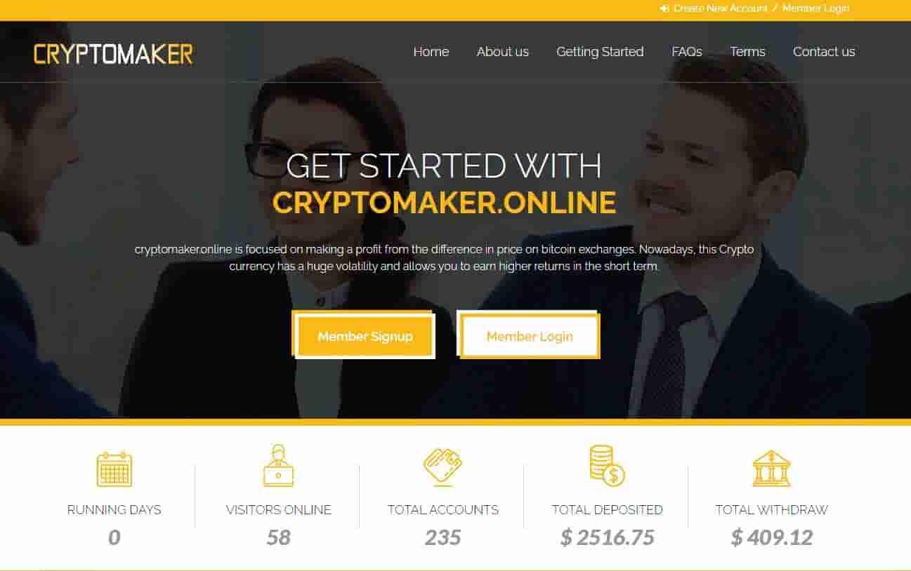 Crypto Maker