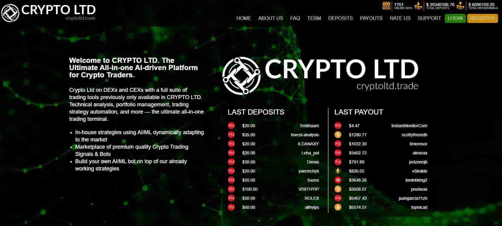 Cryptoltd