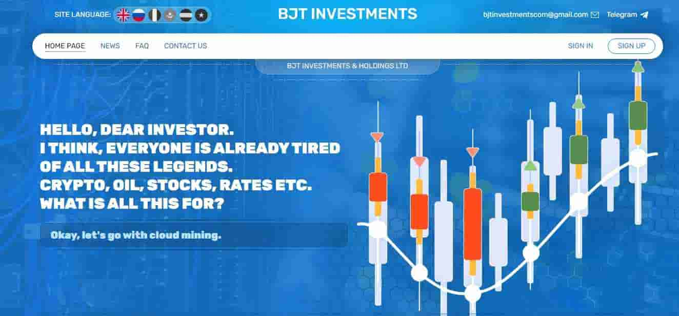 Bjt-investments