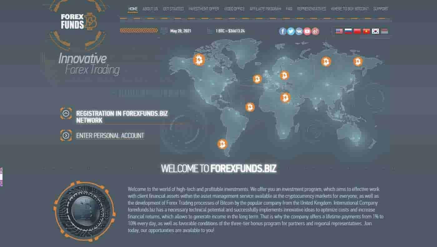 Forex Funds Ltd
