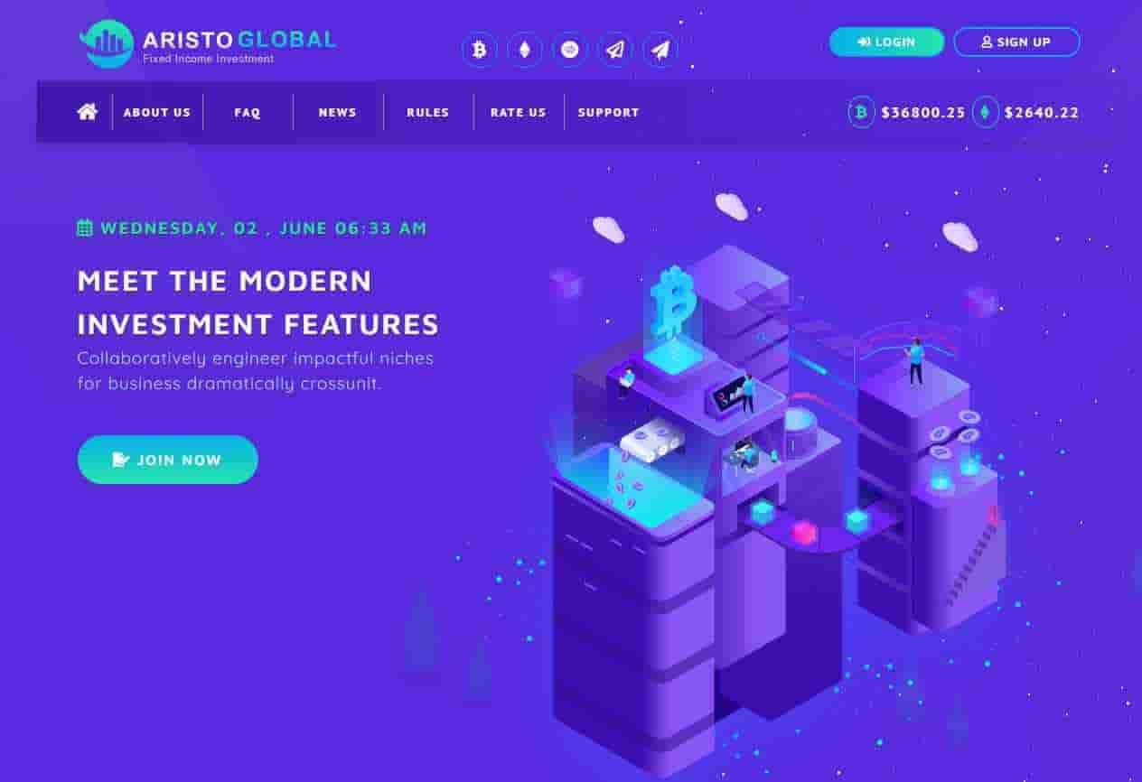 Aristo Global Ltd
