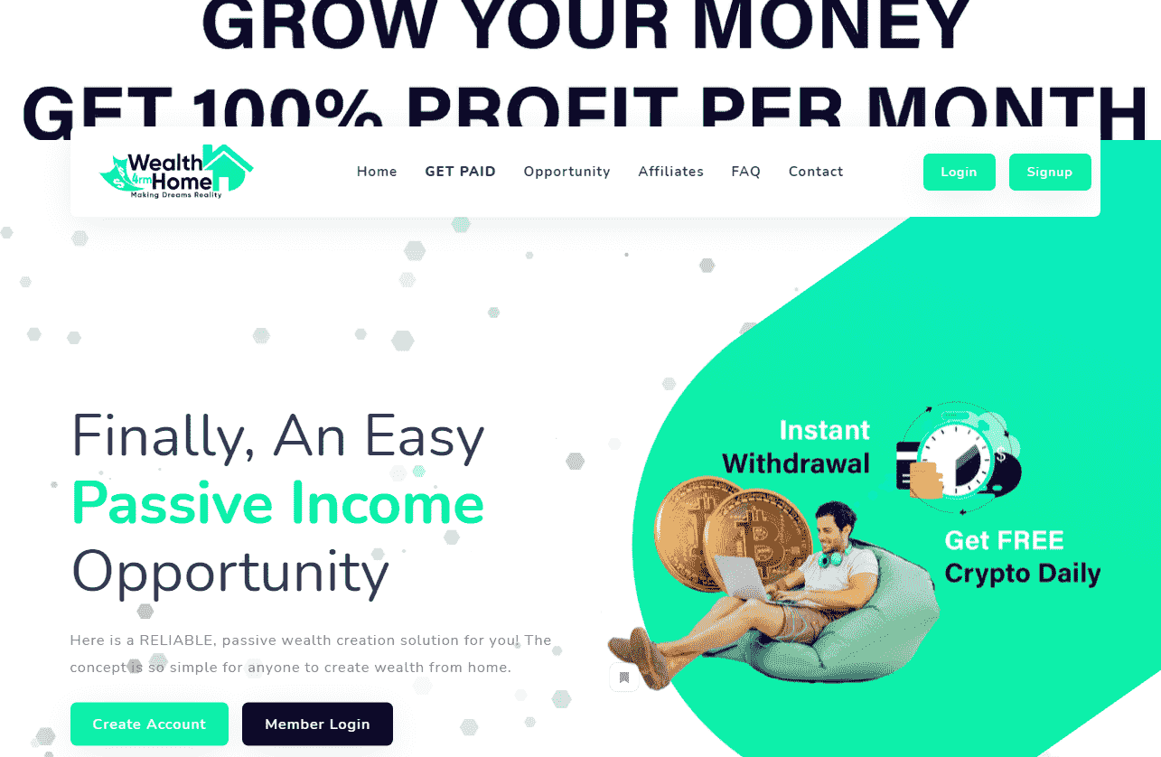 wealth4rmHome