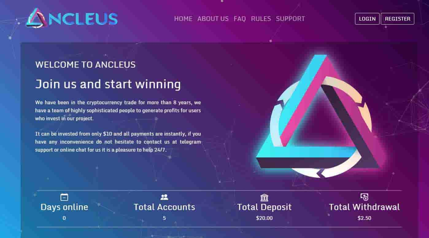Ancleus Limited