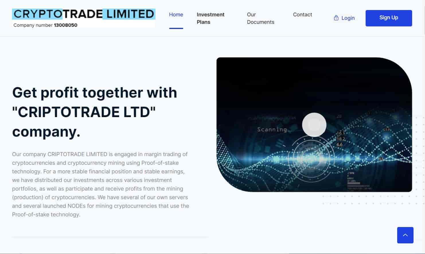 Crypto Trade Limited