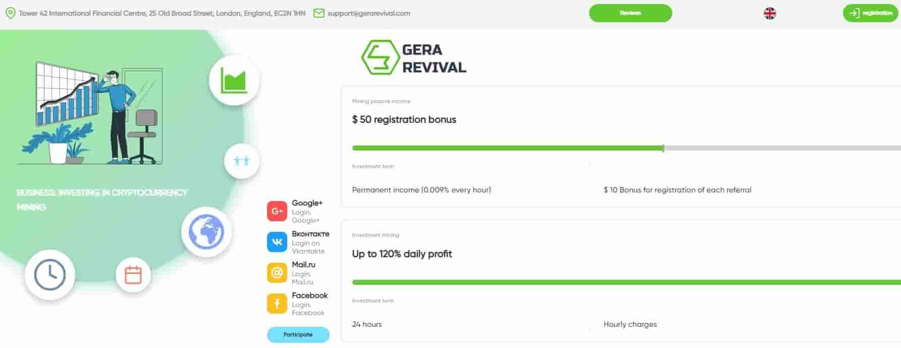 Gera Revival