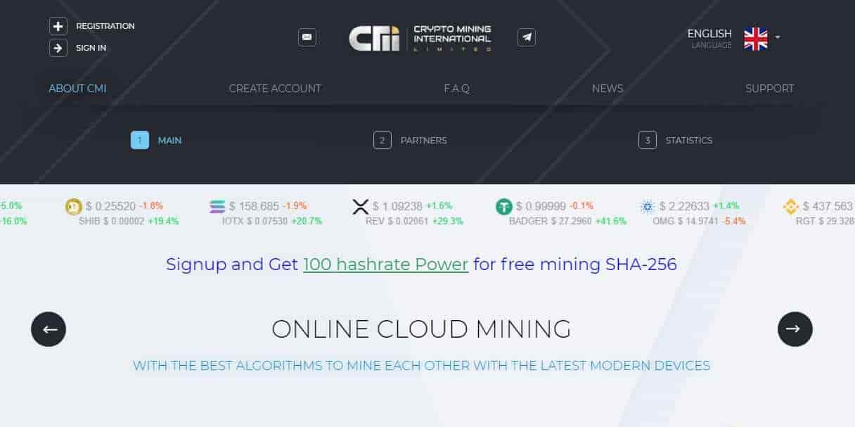 CMI-Limited