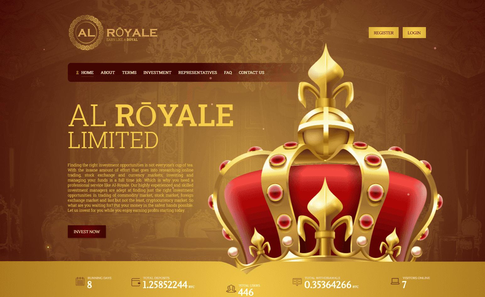 Al-royale
