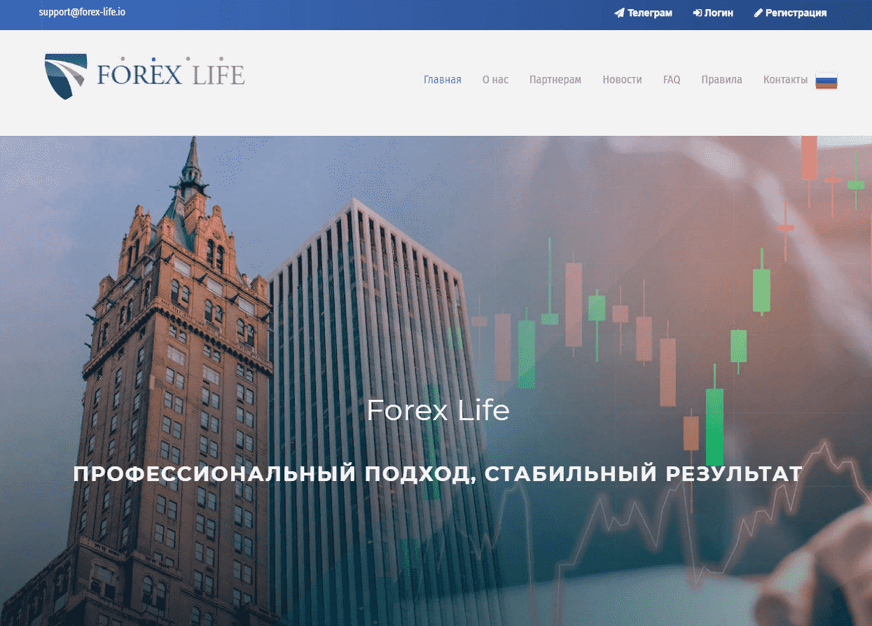 Forex-life