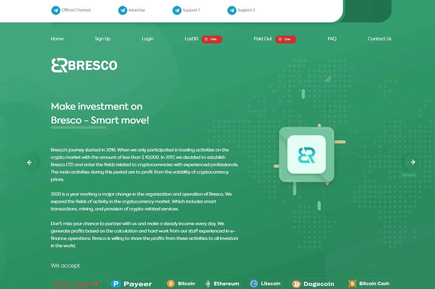 Bresco Ltd