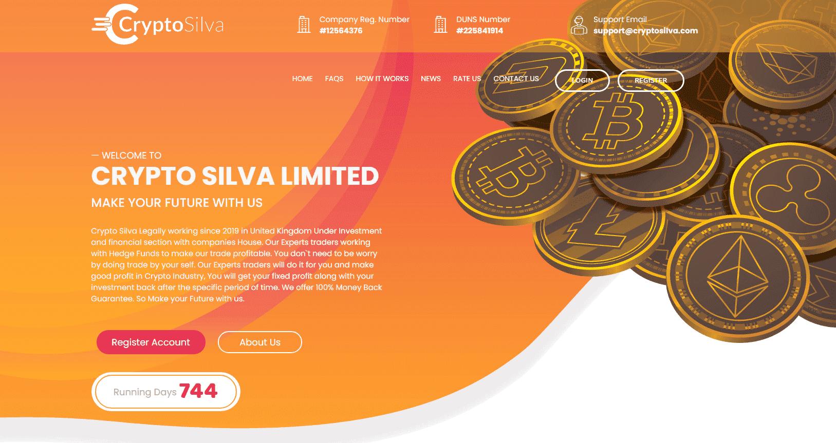 Crypto Silva Limited