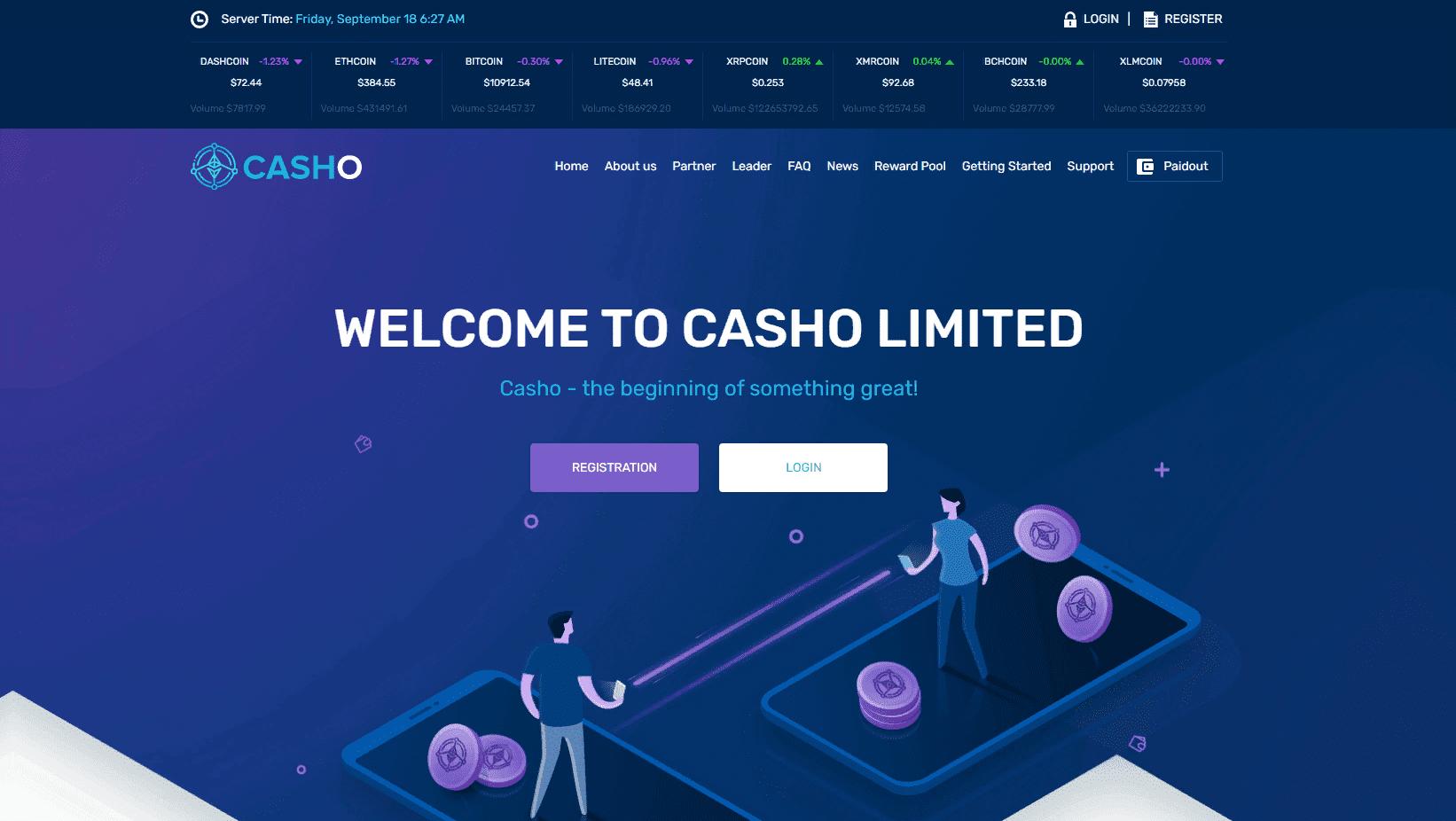 Casho Limited