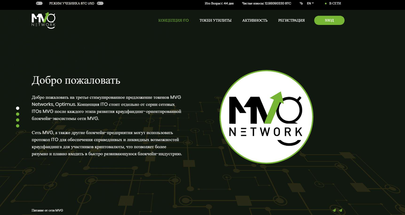 MVG Networks