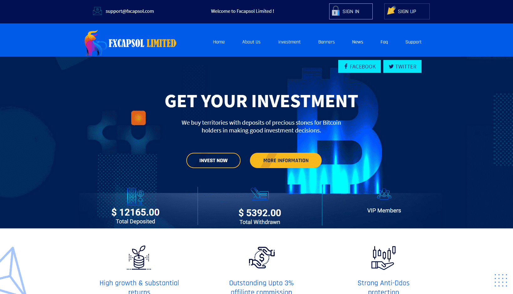 Fxcapsol Limited