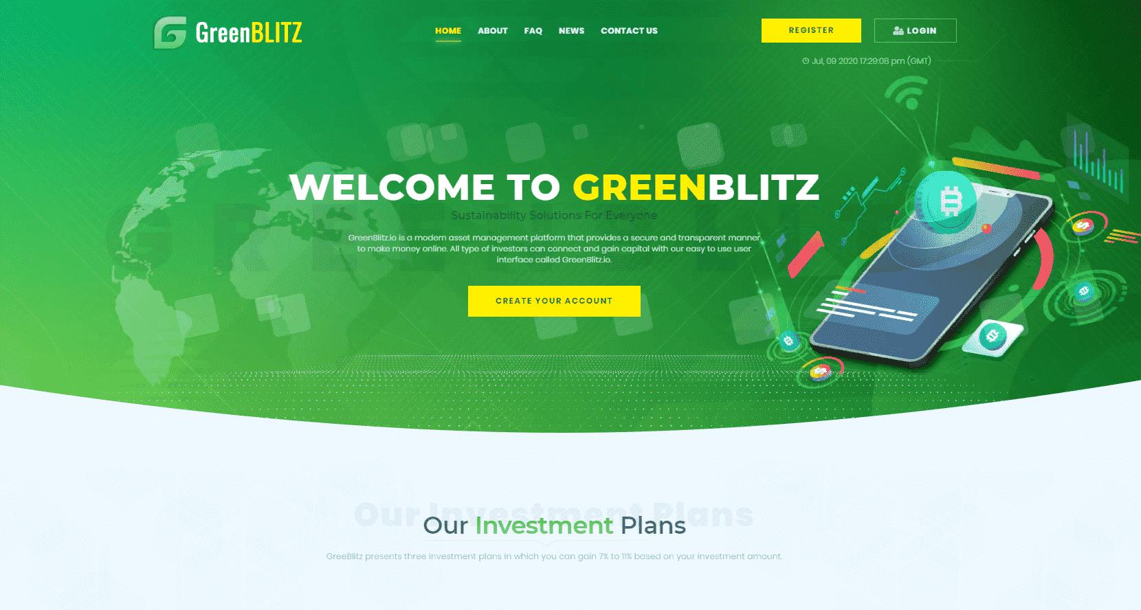 Green Blitz