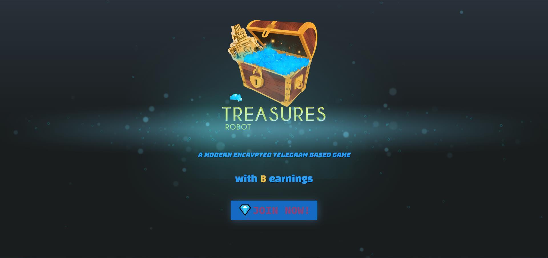 TreasuresBot