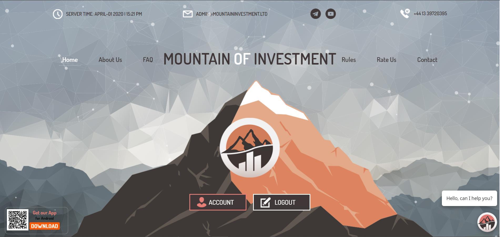 Mountaininvestment