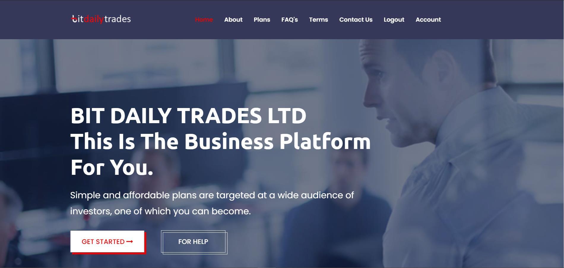 Bit Daily Trades Ltd