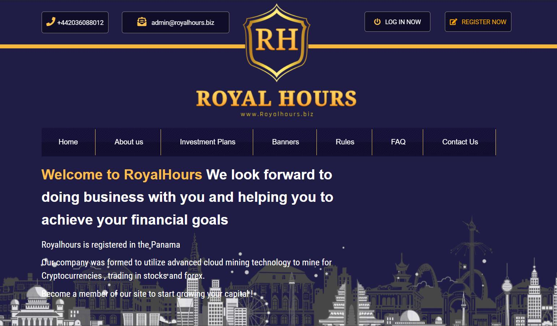 Royalhours