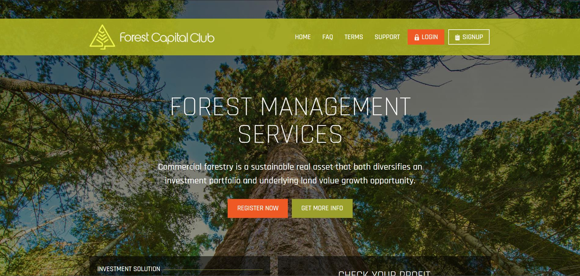 Forest Capital Club