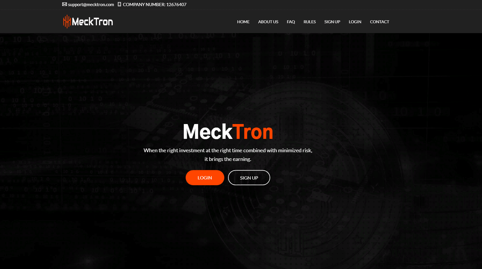 MeckTron
