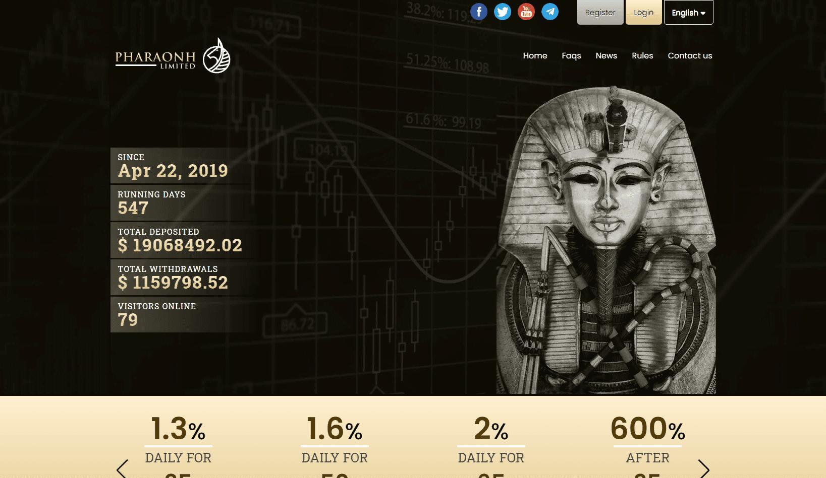 Pharaonh